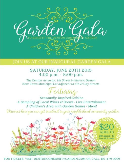 Garden-invite-online